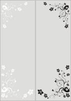 Уголок цветки 23