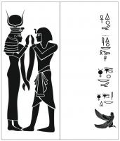 Пескоструйные рисунки Египет №23