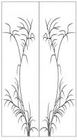Пескоструйный рисунок №233