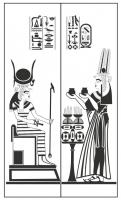 Пескоструйные рисунки Египет №24