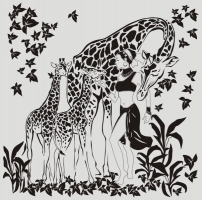 Жираф №24