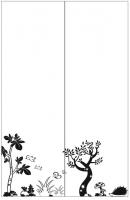 Пескоструйный рисунок Детский №252