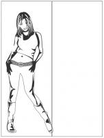 Пескоструйный рисунок люди  №261