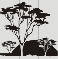Дерево в Африке №26