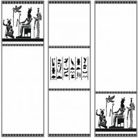 Пескоструйные рисунки Египет №26