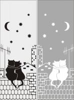 Влюблённые коты №27