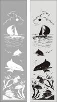 Дельфин и корабыль №27