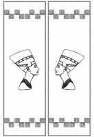 Пескоструйные рисунки Египет №27