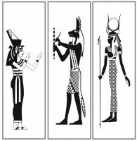 Пескоструйные рисунки Египет №28