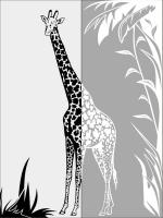 Жираф №28