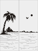 Морской пейзаж №29