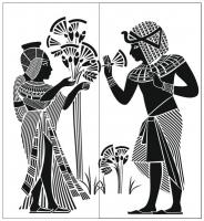 Пескоструйные рисунки Египет №31