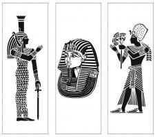 Пескоструйные рисунки Египет №32