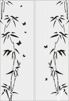 Шаблон бабочки №39