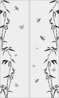 Шаблон бабочки №41