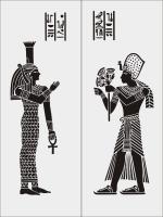 Египет в векторе №4