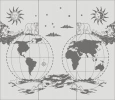 Космос, планеты №5