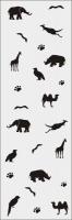 Шаблон животные №5