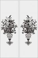 Цветочная ваза 5
