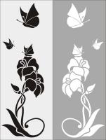Бабочки 70