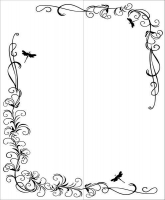 Пескоструйный рисунок уголок 71