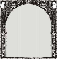 Египетская арка 7