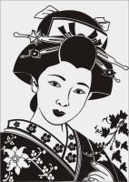 Японская девушка 7