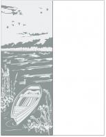 Пескоструйный рисунок Пейзаж №76