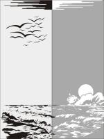 Морской пейзаж №7