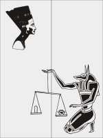 Египет шаблон №8