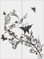 Бабочки 83