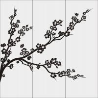 Рисунок сакуры №9