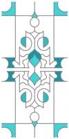 Витраж K087